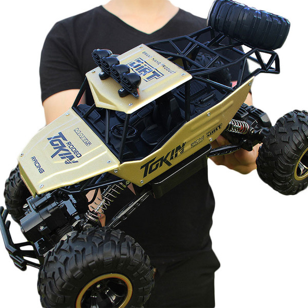 1/12 RC Car alloy 2.4G High Speed Racing Car Climbing Remote Control Carro RC Electric Car Off Road Truck RC drift plus size