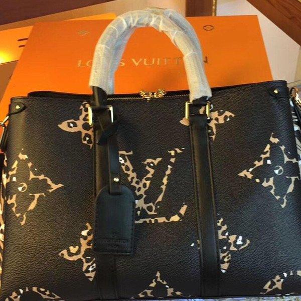 New hot women handbag fashion luxury handbag classic leisure elegant atmosphere top quality affordable shoulder bag N1:44816-TWO