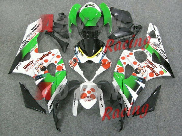 3Gifts New ABS Injection Mold motorcycle fairings kit Fit for Suzuki GSXR1000 K5 2005 2006 05 06 GSX-R1000 fairing kits custom cool