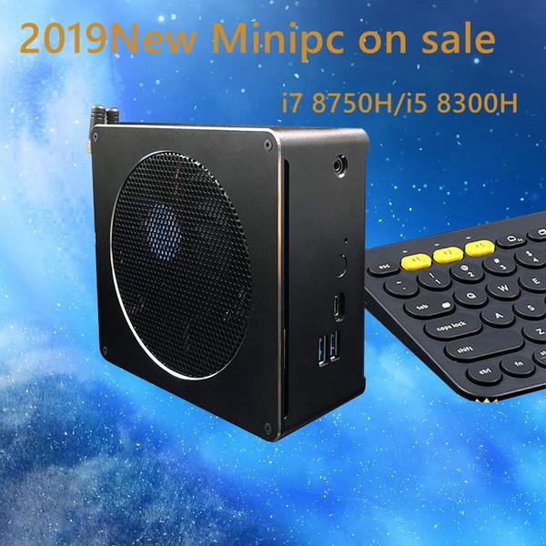 2019 Newset Core 8th Gen Mini Pc Win10 I7 8750H/I5 8300H Inetel UHD  Graphics 630 2 4G/5G AC Wifi 4K Mini 6Core Gaming Pc Handheld Pc Hdmi Mini  Pc From