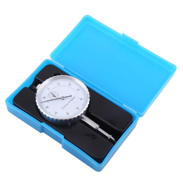 top popular Freeshipping Newstyle 0.01mm Accuracy Dial Test Indicator Dial Gauge Measurement Instrument Precision Portable Gauging Resolution Test Tools 2021