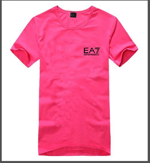 Summer fashion casual man T shirt short sleeve o collar hip hop skateboard casual style sports pullover 6 colors 100% cotton