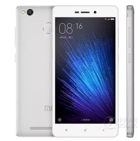 Original Xiaomi Redmi 3X Touch ID 4G LTE 64-Bit Octa Core 2GB 32GB MIUI 7 5.0 inch IPS 1280*720 HD 13MP Camera OTG Smartphone