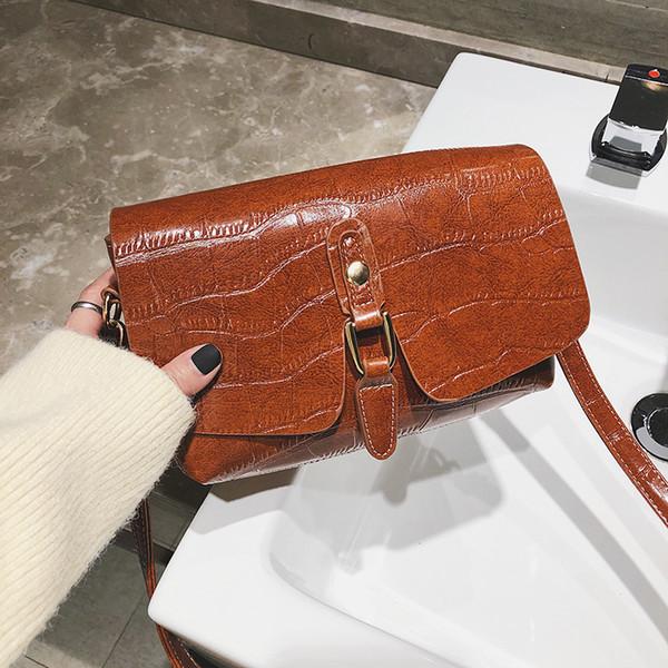 2018 Cross body Bags For Women PU Leather Luxury Handbags Women Bag Designer Ladies Hand Shoulder Bags Messenger