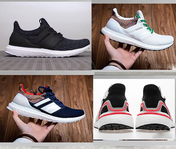 top popular NEW UltraBoost 5.0 Running Shoes off Mens UB Refract Athletic Shoes CNY Outdoor Trainer Walking women Sneaker Ultra designer shoes EU36-45 2019