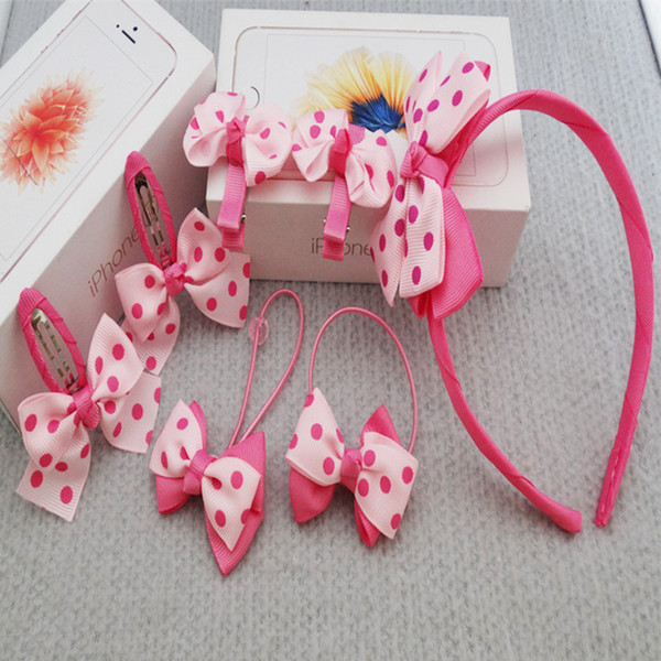 4799 Girls Headwear Baby Hair Claw Hairpins/Hairbands/Elastic Bands Hair Clips Kids Baby Hair
