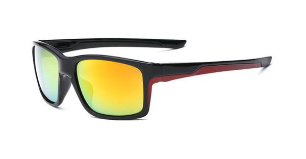 Mannkurbelwellensport-Sonnenbrilleschutzbrillen-Unisexacetat uv400 Sonnenbrille für Frauen 6 färbt das beste verkaufende Verschiffen 9264 des Fabrik-Preises
