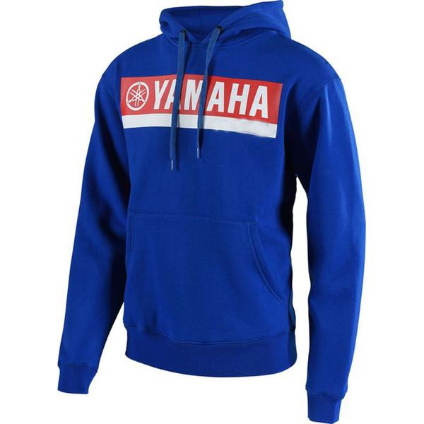 NEW 2019 Motorcycle Racing Hoodies For M1 Yamaha Jacket Racing Riding Sweatershirt MOTO GP body Armor men's Jackets Sweater hatJ