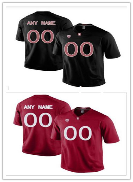 Cheap custom Stanford Cardinal Men's College football jersey Customized Any name number Stitched Jersey XS-5XL
