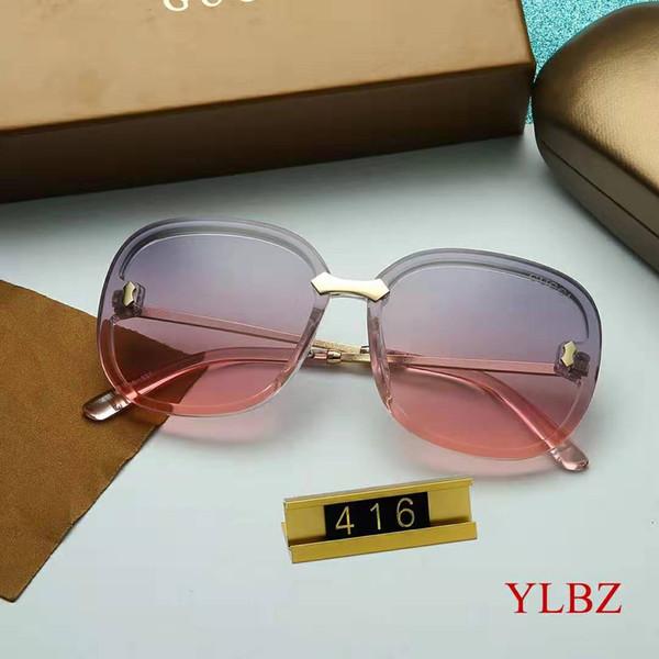 Top Qualität Glaslinse Polit Luxus Sonnenbrille Carfia 58mm UV 380 Sonnenbrille für Herren Designer Sonnenbrille Vintage Metall Sport Sonnenbrille Wit
