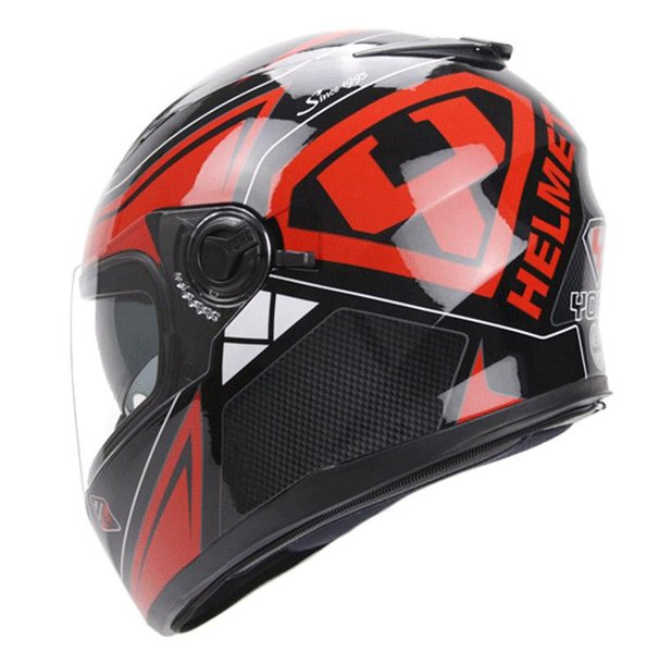 Free Shipping YH-970 Full Face Adult motocross helmet atv off road racing helmets cross bike motorcycle helmet for Women & Men