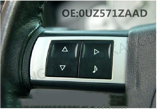 FOR Dodger Chrysler 300C left steering wheel switch NEW 0UZ571ZAAD