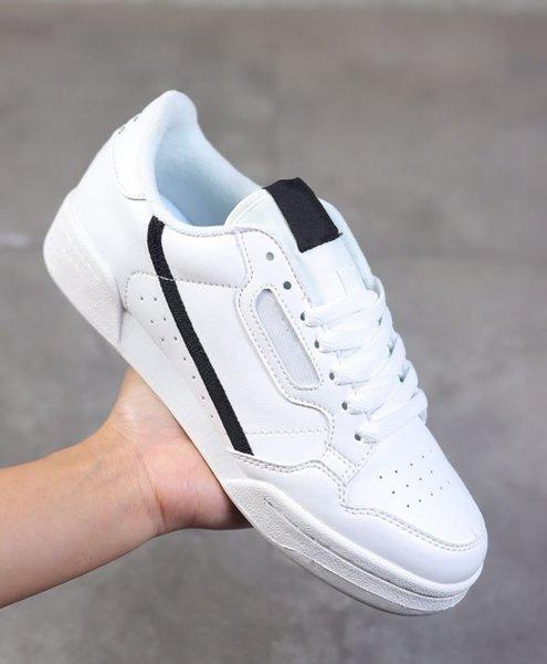 Continental 80 blanc noir