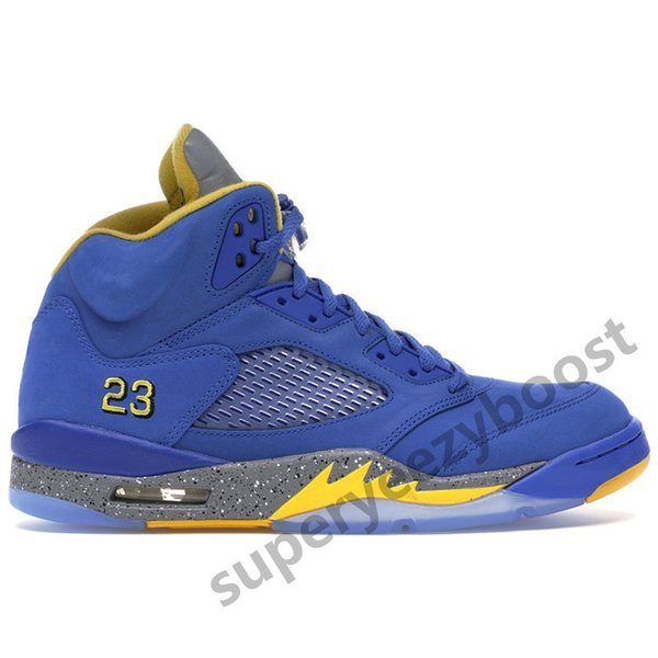 JSP Laney Varsity Royal