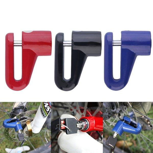 Nouvelle sécurité de verrouillage de disque de frein de disque anti-vol pour scooter vélo vélo moto nouvelle marque # 81469