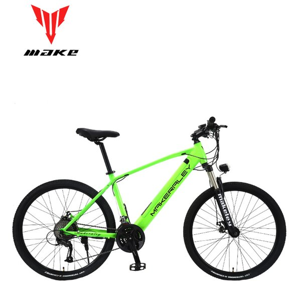 top popular Make electric bike bicycle 350W aluminum frame 27.5 inch wheels 27 speed SHIMAN0 AL?US 2020