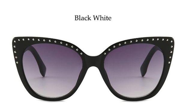 Lenses Color:black gray white leg