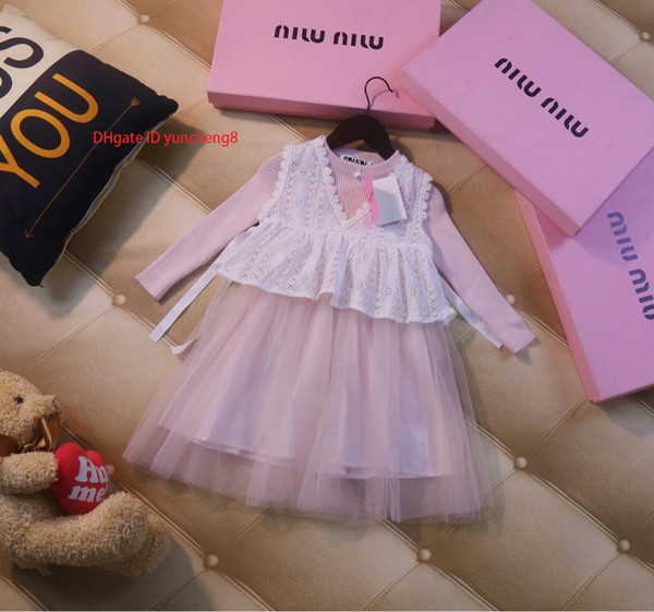 2019 nouveaux enfants de haute qualité robe s tt190830 # 001c4c7