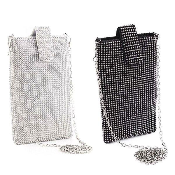 Popular Evening Handbags Clutch Purses for Women Small Crossbody Bag Cell Phone Purse Wallet