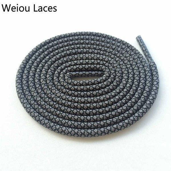 #46 Dark Grey-Black 140cm