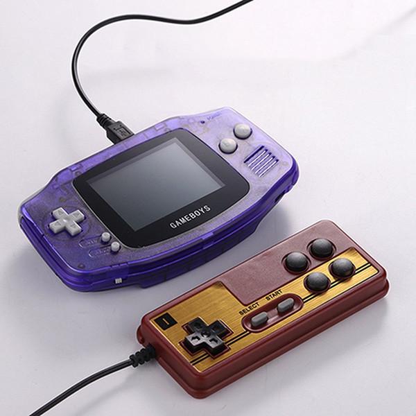 Coolbaby RS-5 Ретро Портативный Мини Портативная Игровая Консоль Может Хранить 400 Игр 8-битный 3.0 Дюймов Цветной ЖК-Игрок 24 шт.