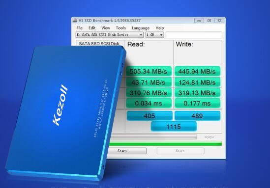 top popular Kezoll 2.5 inch SSD 64GB 128GB 256GB 512GB 1TB SSD hard Drive For Laptop Desktop 2019