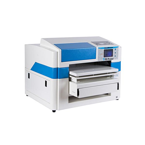 High-Speed Direkt zum T-Shirt DTG China Haiwn-T600 Textildrucker Direkt zum kundenspezifischen Digitaldruck des Textildruckergewebes