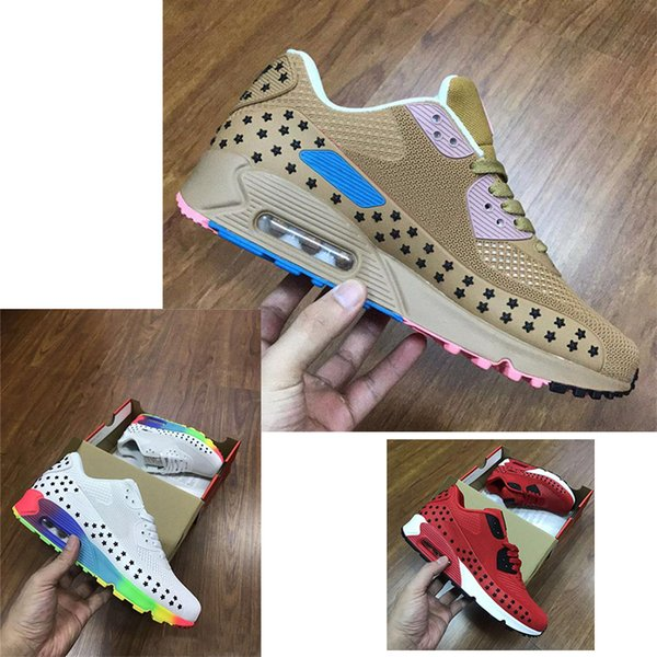 2020 Be Ture Black White Rainbow Running Shoes With Stars Mens Trainers Yellow Green Brown Designer Flats Sneakers Luxury Casual Shoes