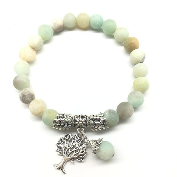 Armband schöne Steine Herz Schloss Silber, grün weiße Perlen