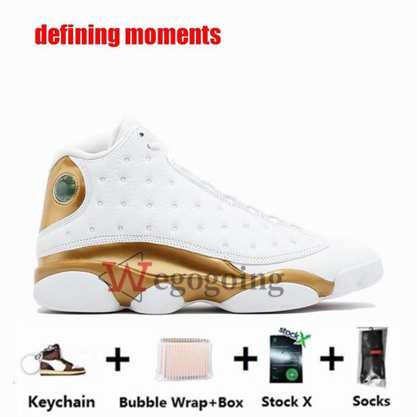 13-defining moments