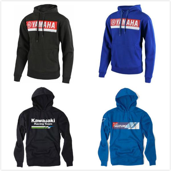 NEW Wholesale Protective Gear Moto GP Motocross Sweatshirts Outdoor sports hoodies motorcycle racing jackets With zipper MTB MX