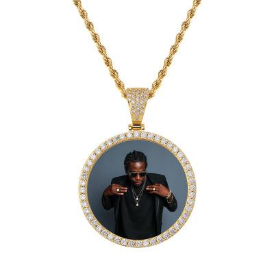 Gold with 20inch Rope Chain