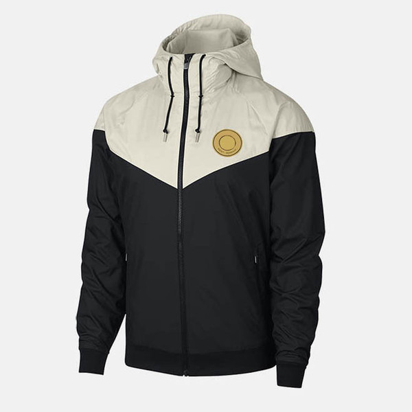 2020 New Designer Men Women Windbreaker Football Club Team Jackets Sports Coats Fashion Zipper Sportswear Hoodies Outerwear CE98265