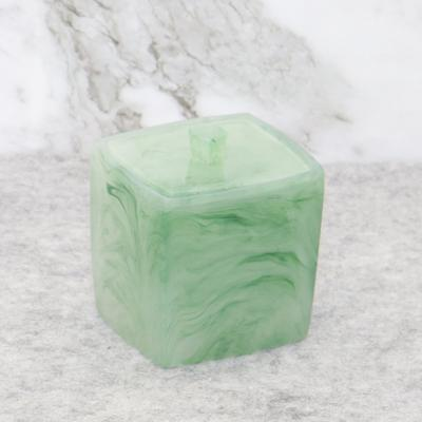 Cotton swab box A