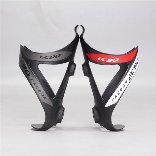EC90 Carbon Bottle Cage MTB Road Folding Bike Water Bottles Cages Ultralight