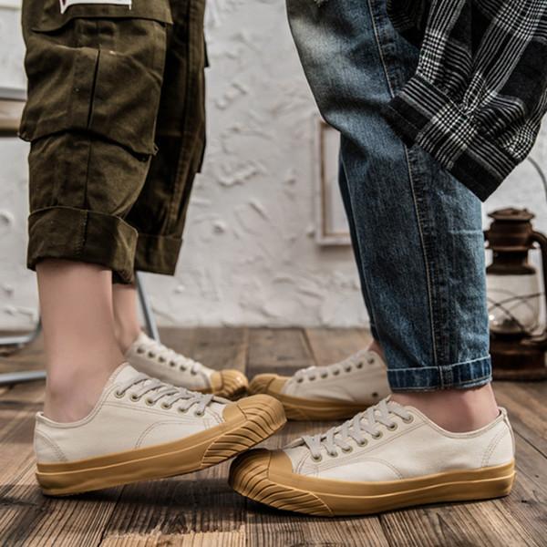 erkekler kadınlar El vulkanize ayakkabılar için 2019 toptan Sonbahar kanvas düşük kesim ayakkabı hip hop Açık spor ayakkabı boyutu 36-45 ins