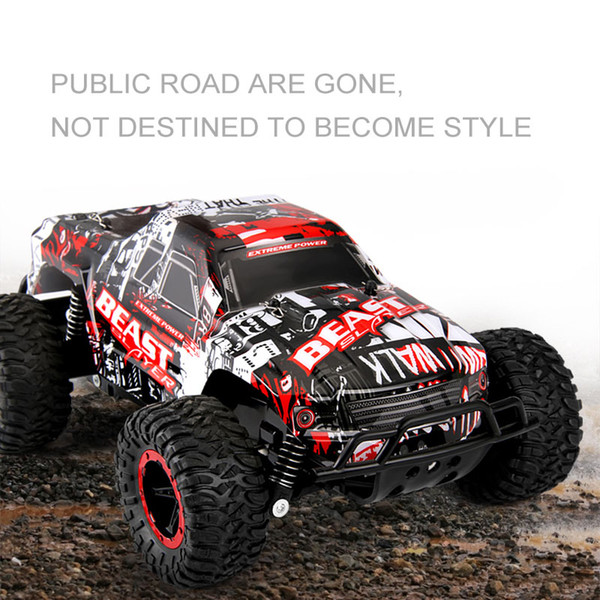 Newest Rc Car High Speed Suv Drift Double Motors Drive Bigfoot Cars Remote Control Radio Controlled Machine Off -Road Vehicle Toy