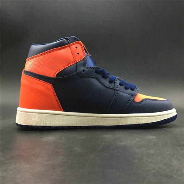 Voile orange Void Blue Turf