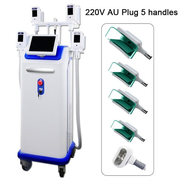 220V AU Plug 5 handles