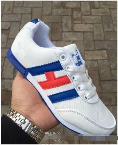 2019 Yeni Erkek kadın Açık tuval Yürüyüş Ayakkabıları Nefes Moda Unisex rahat spor ayakkabı Klasik sneakers Boyutu 36-45