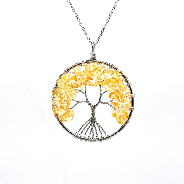 Tree of Life Pendant Necklace 7