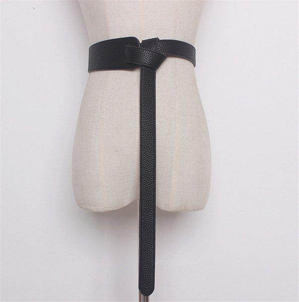 Color:black&Belt Length:119cm