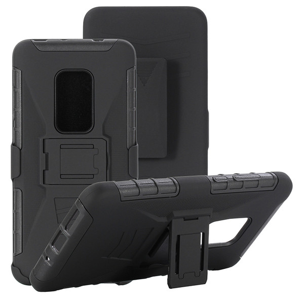 Future Armor Impact Hybrid Case Belt Clip Holster Kickstand Combo Cover For Huawei Mate20 P20 Lite Pro Y5 Y6 Y7 Y9 2018