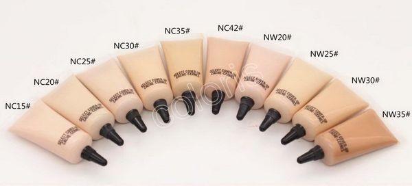 Maquiagem Face Select Cover-up Cache-cernes Concealer Long-Lasting Natural Creme Hidratante Primer Concealer 10 ml