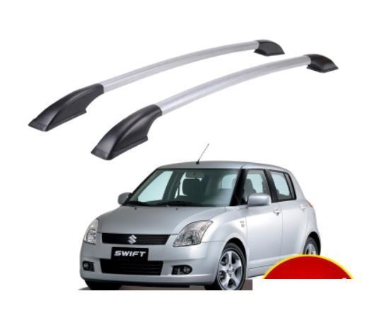 Pour Suzuki Swift SX4 voiture en alliage d'aluminium de toit barre bagages Porte Accessoires voiture
