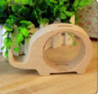 DHL animale in legno salvadanaio scatola di immagazzinaggio regali per bambini elefante salvadanaio maiale balena ippopotamo soldi salvadanaio festa di compleanno forniture di favore