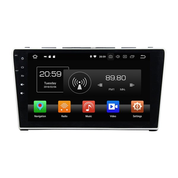 "10.1"" Android 8.0 Car dvd Player for Honda CR-V CRV 2006 2007 2008 2009 2010 2011 RDS Radio GPS Bluetooth WIFI 4GB RAM 32GB ROM"