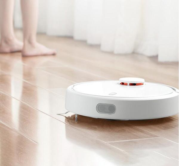 2019 nova chegada robô aspiradores de pó casa inteligente máquina de limpeza eclético 345 mm * 345 mm * 96 mm wi-fi conectar