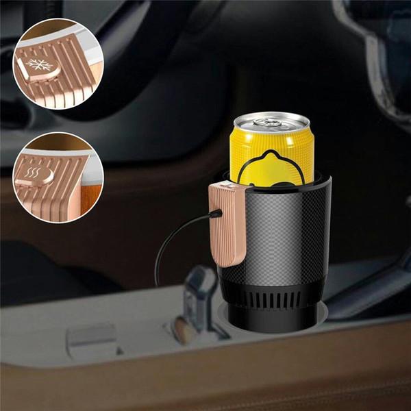 Auto Car riscaldamento raffreddamento può Cup Holder Drink Can veicolo elettrico Stufa elettrica 12V Mini Frigo Coffee Warmer raffreddamento Fissare