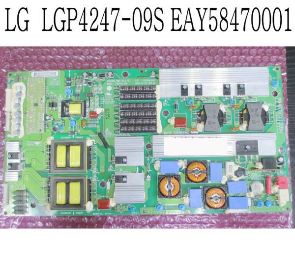 "Free Shipping Original LED LCD Monitor Power Supply Board PCB Unit TV Board LGP4247-09S EAY58470001 For LG 47SL90QD-CA 47SL80YD-CA 47"""